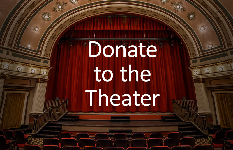 To support mission-critical operations for the theater in 2021, please consider a year-end contribution to our annual operating fund
