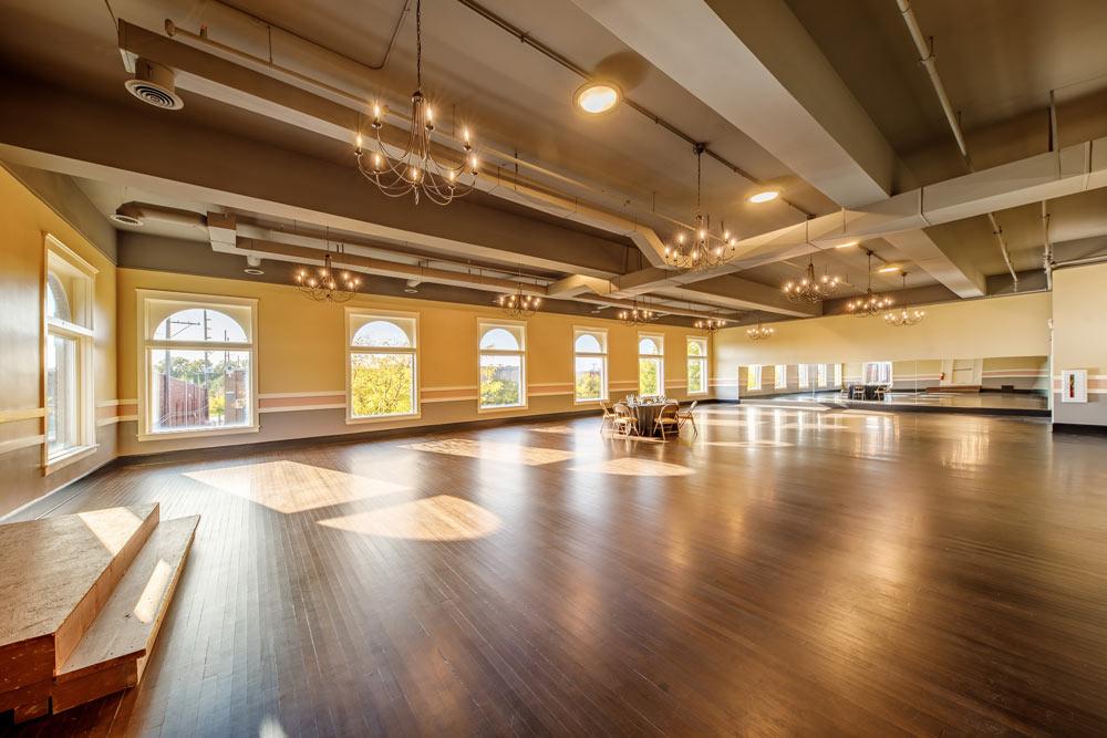3rd Floor Ballroom - The Goshen Theater, Goshen, Indiana